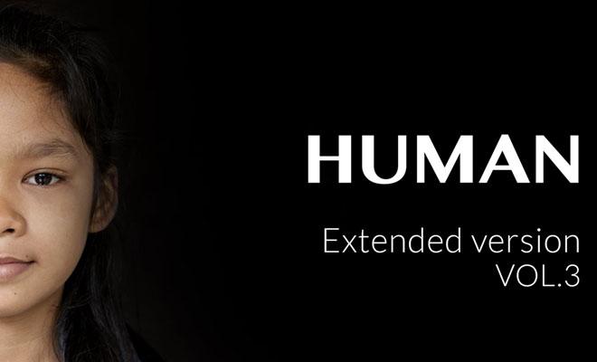 HUMAN Vol.3.