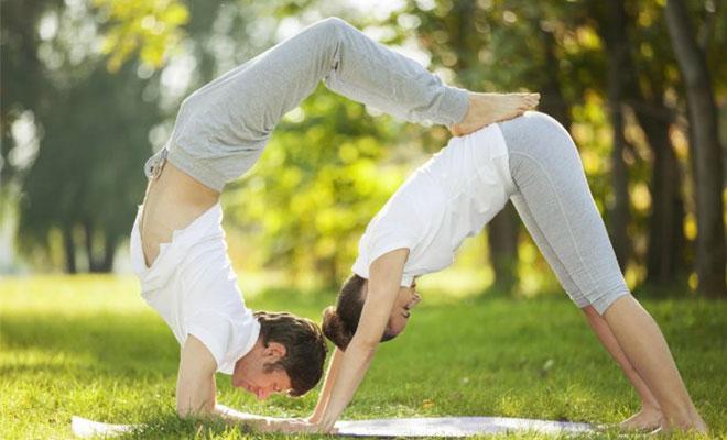 Beneficios de la práctica del yoga.