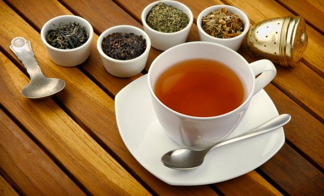 El té es un gran antioxidante.