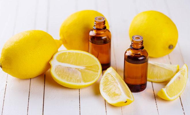 Aceites esenciales cítricos