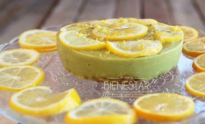 Lemon Aguacate Pie