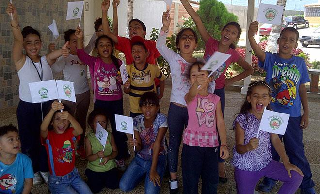 Brigada Ecológica Alto Guaica