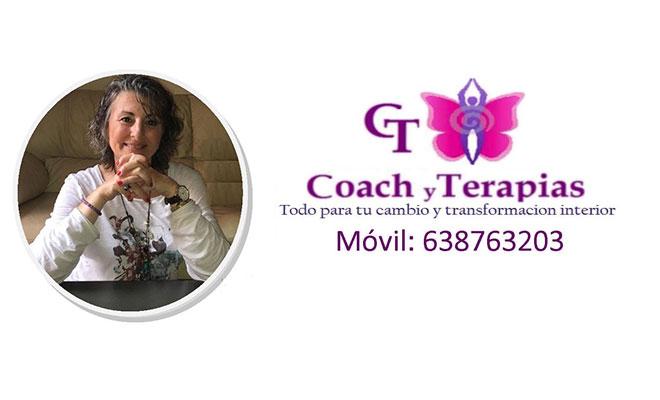 Rosa Maria de coachyterapias