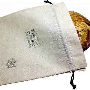 Bolsa de pan Naganu hogaza payés
